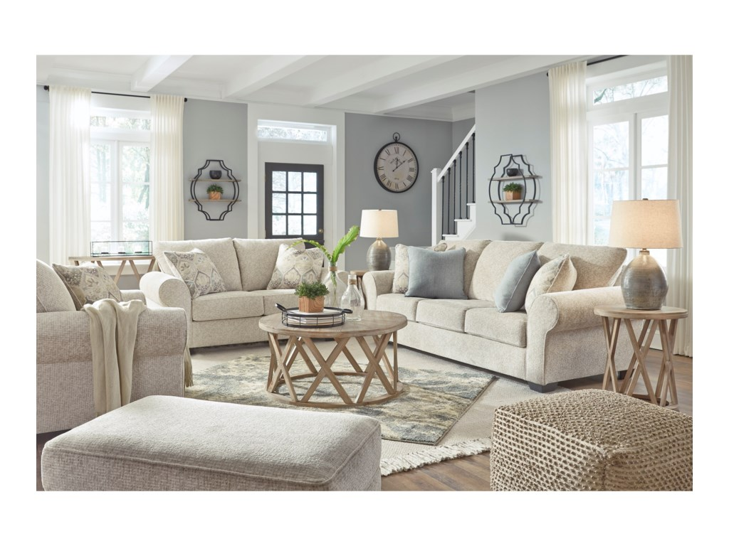 Benchcraft by Ashley HaisleyLiving Room Group