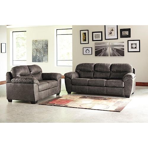 Benchcraft Havilyn Stationary Living Room Group