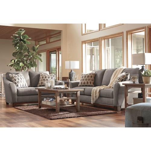 Benchcraft Kacie 5PC Living Room Set