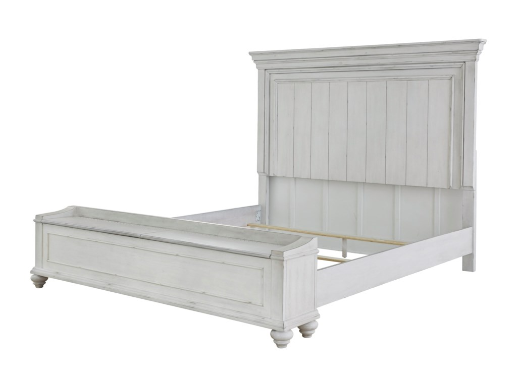 Benchcraft KanwynQueen Panel Bed