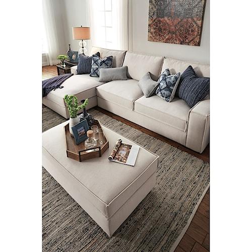 Benchcraft Kendleton Stationary Living Room Group