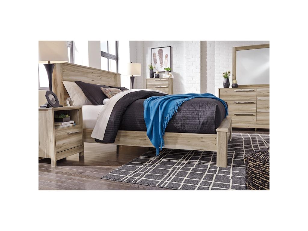Benchcraft KianniQueen Bedroom Group