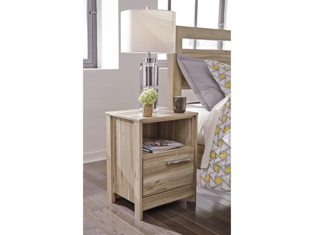 Benchcraft KianniOne Drawer Night Stand