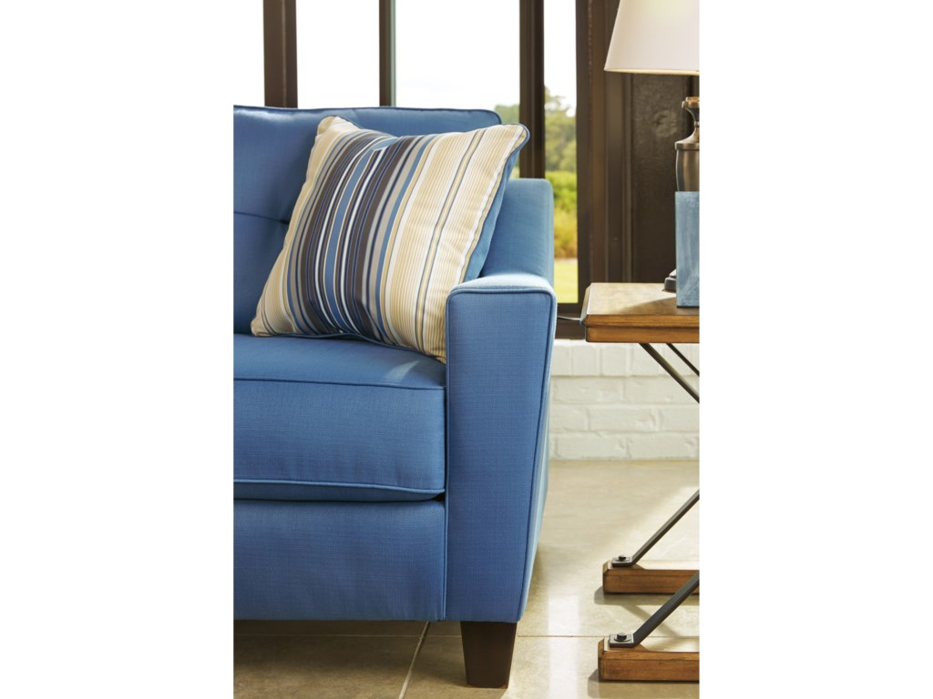 Benchcraft Kirwin NuvellaSectional with Sleeper Sofa & Chaise