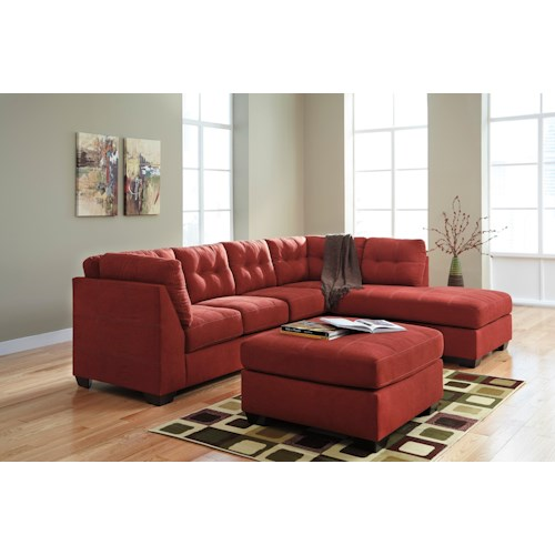 Benchcraft Maier - Sienna Stationary Living Room Group
