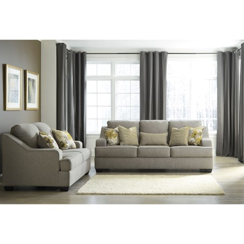 Benchcraft Mandee Stationary Living Room Group