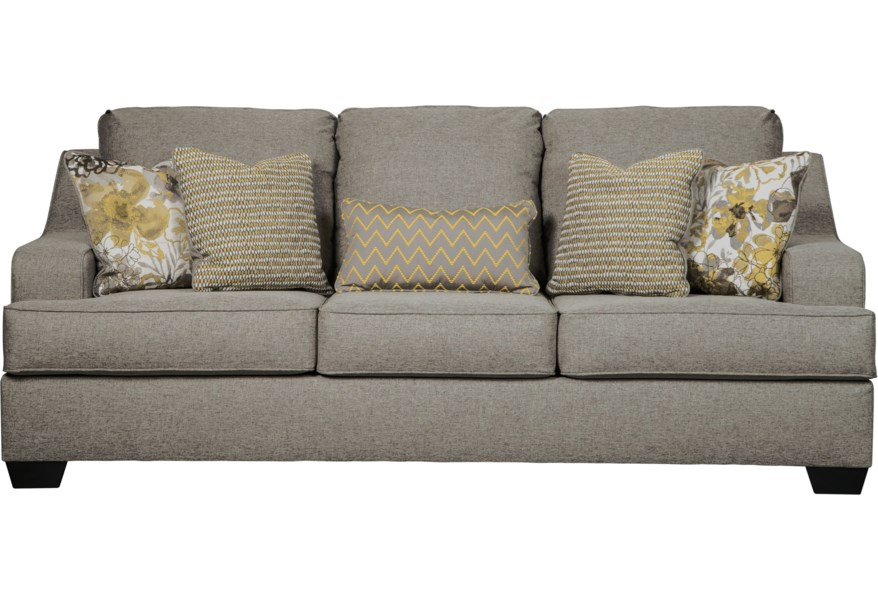 Tremendous Benchcraft Mandee 9340439 Queen Sofa Sleeper With Camellatalisay Diy Chair Ideas Camellatalisaycom