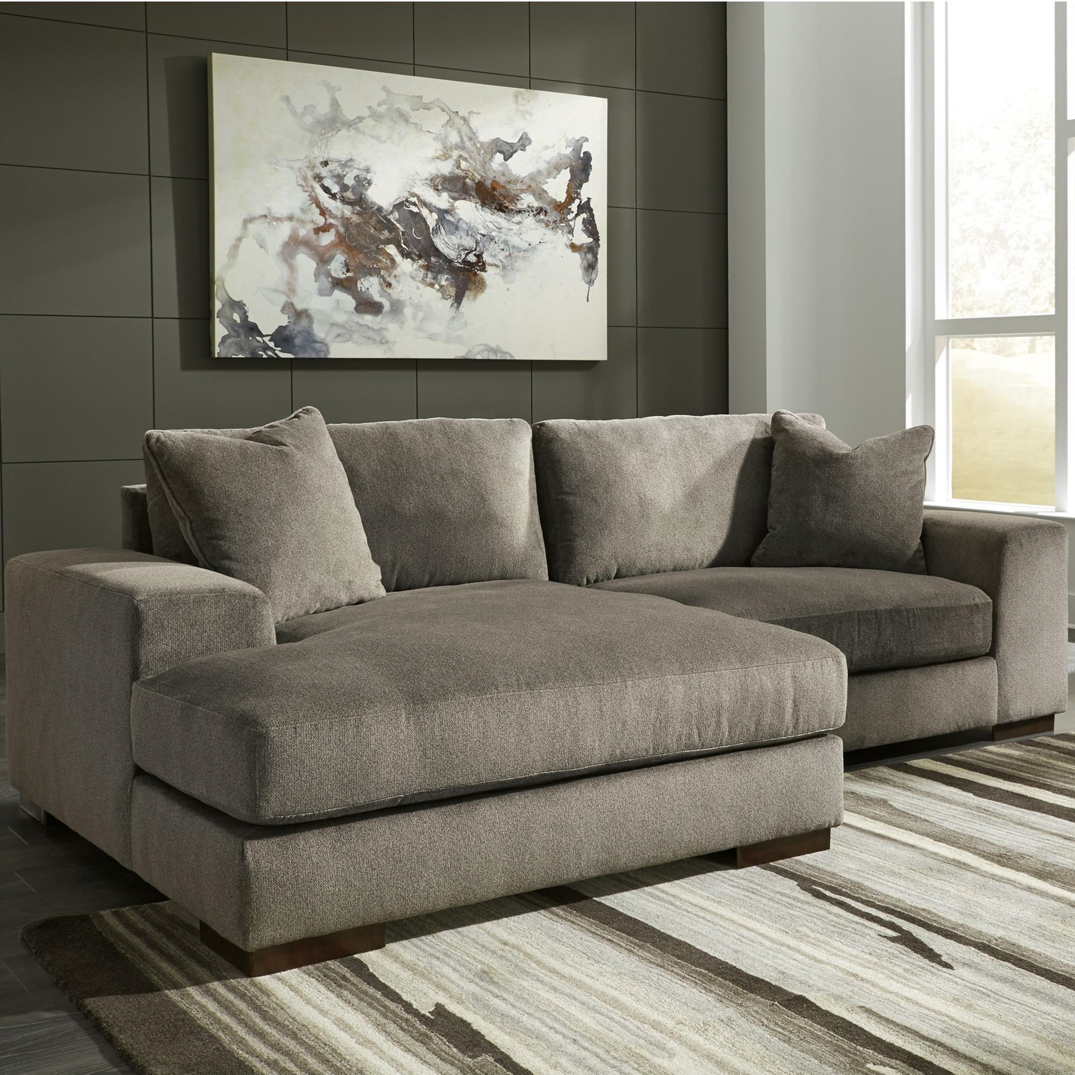 Benchcraft By Ashley Manzani2 Piece Sectional ...