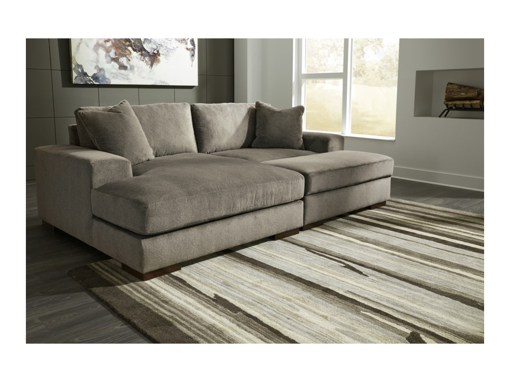 Benchcraft Manzani2-Piece Sectional