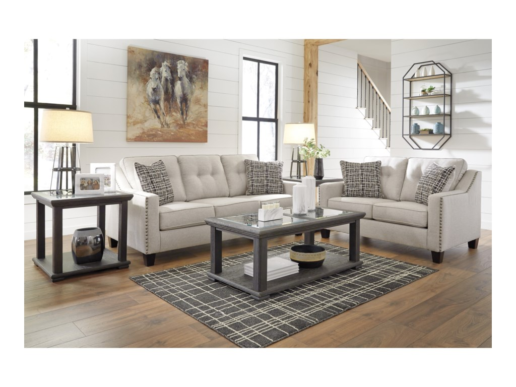 Benchcraft MarreroLiving Room Group
