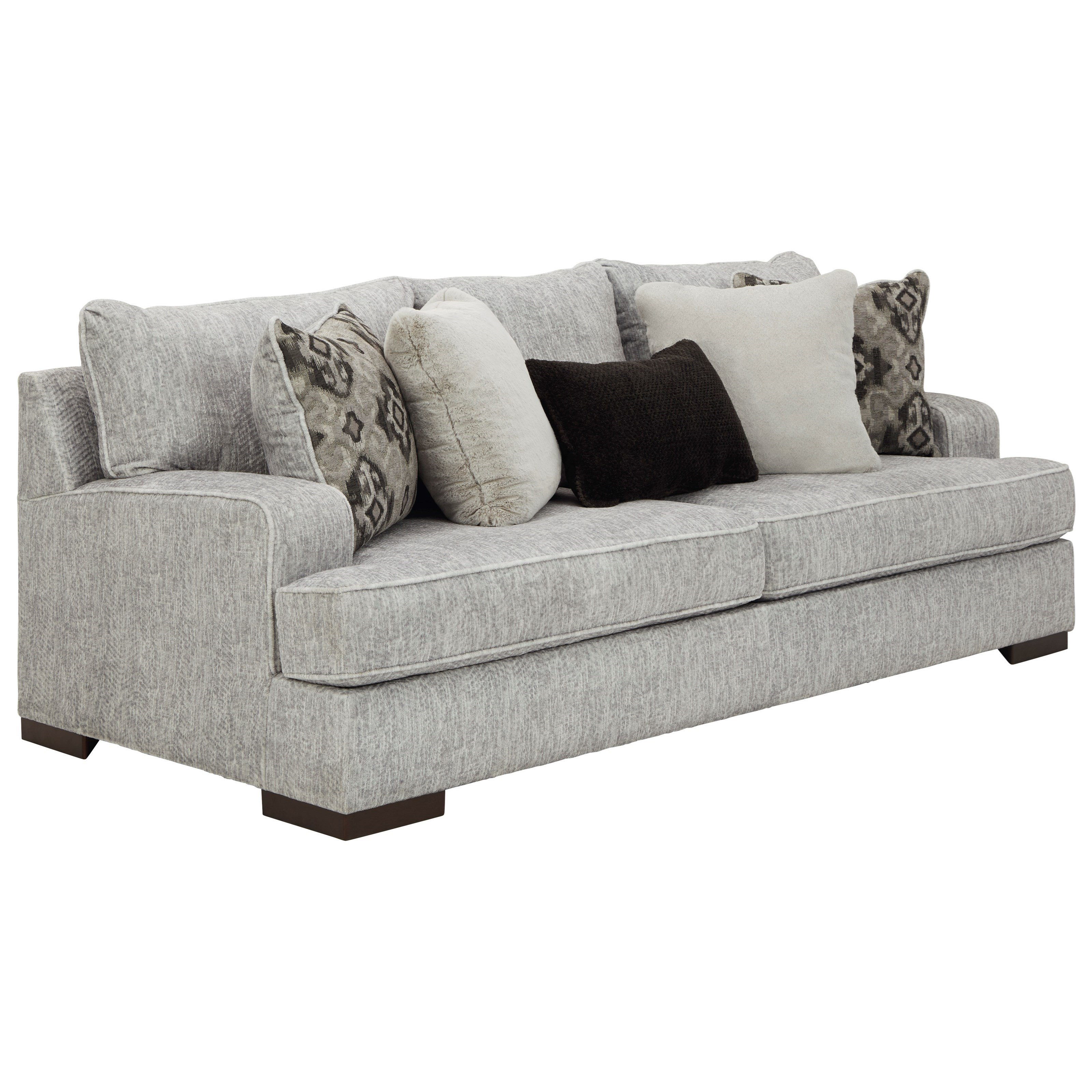 Picture of: Benchcraft By Ashley Mercado Contemporary Sofa Royal Furniture Sofas