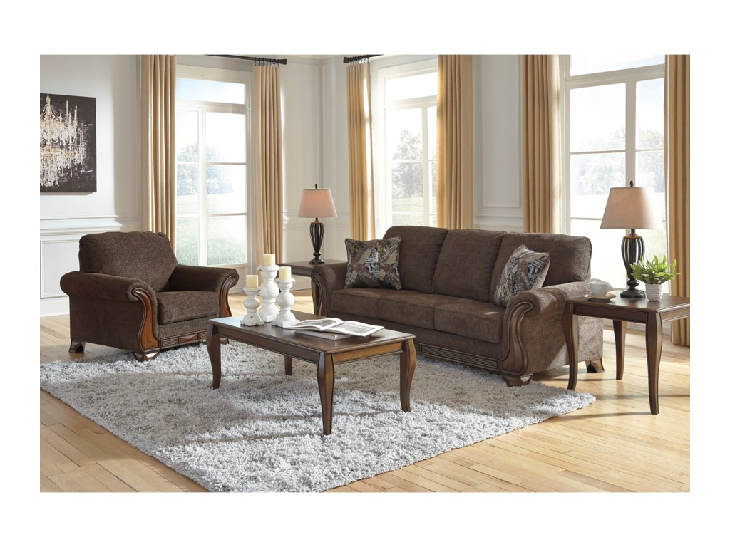 Benchcraft by Ashley MiltonwoodLiving Room Group