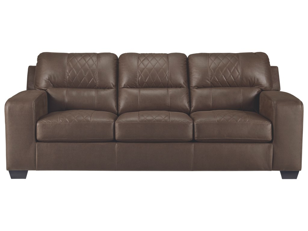 Benchcraft Narzole 7440239 Contemporary Sofa Sleeper with Bi-Fold ...
