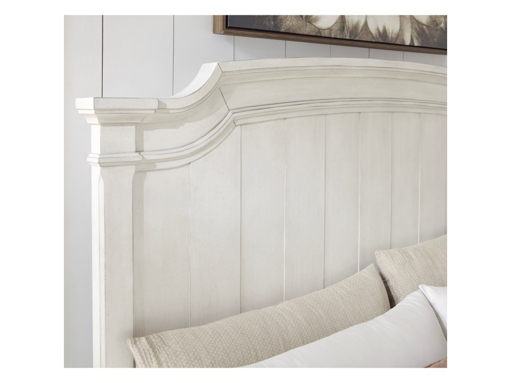 Benchcraft by Ashley NashbrynQueen Panel Bed