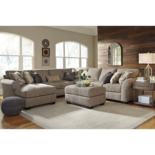 Benchcraft Pantomine Stationary Living Room Group