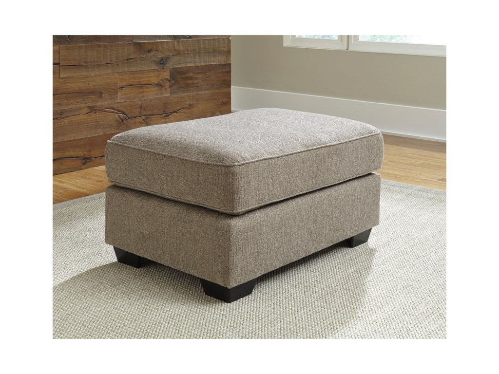 Benchcraft PantomineOversized Accent Ottoman