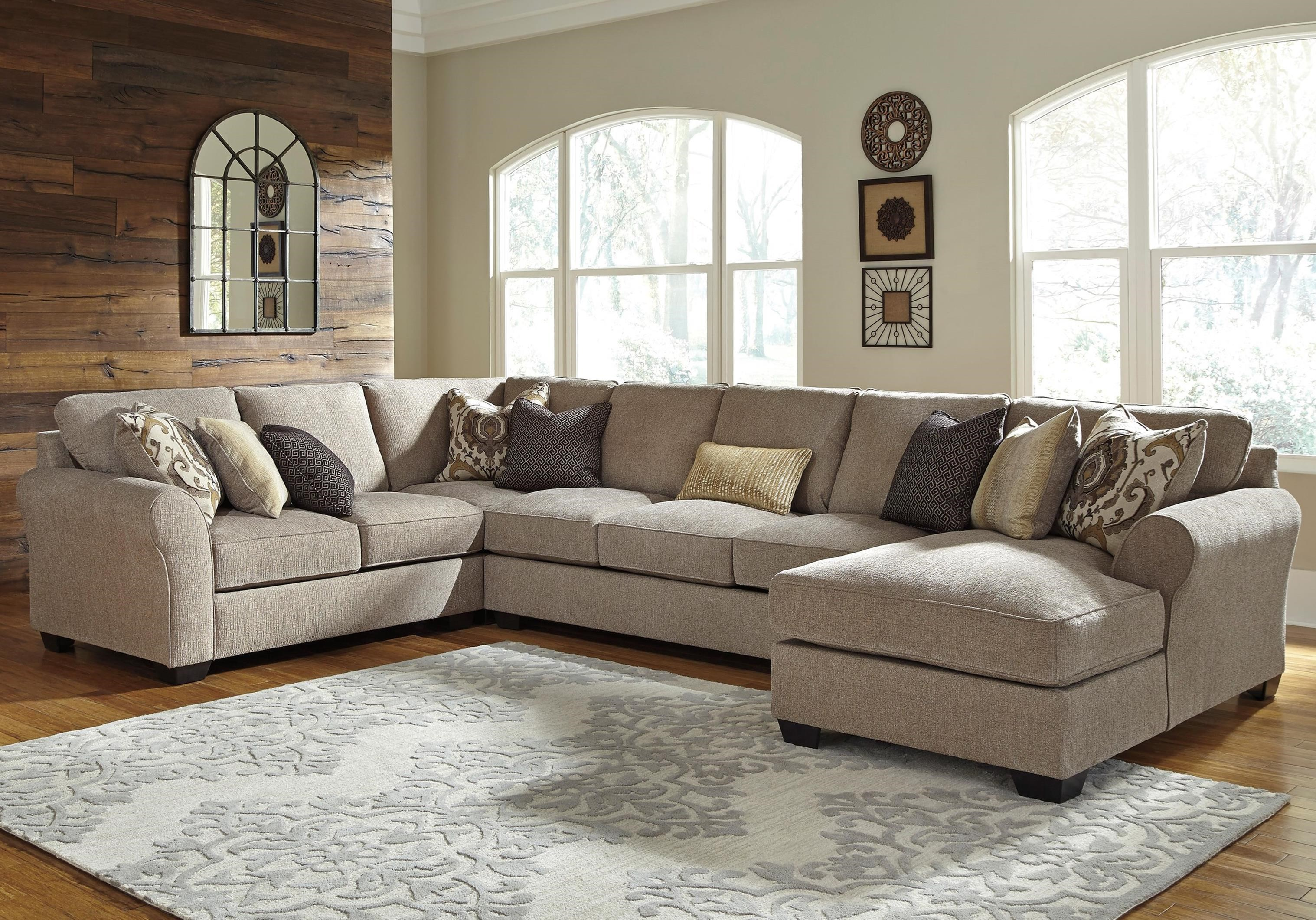 Armless Sofa Sectional Damon Modular Sectional Quinn White