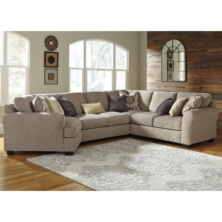 Sectional Sofas In Ming Kennesaw