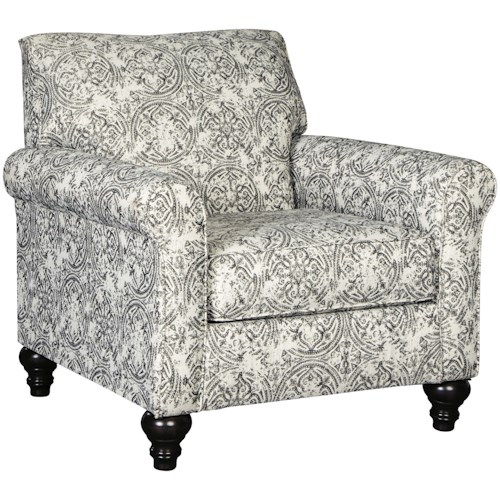 Praylor Traditional Accent Chair by Benchcraft