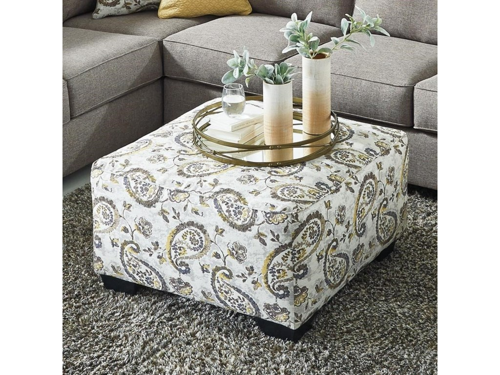 Benchcraft RenchenOversized Accent Ottoman