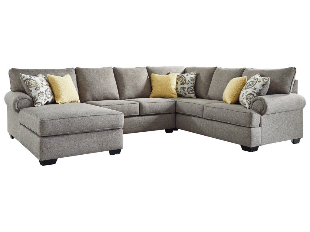 check out 0a1d6 13188 Renchen Sectional by Benchcraft by Ashley at Royal Furniture