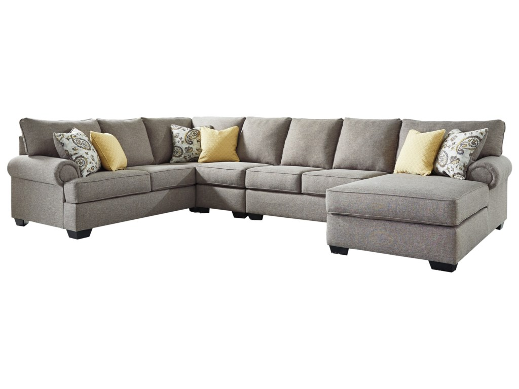 Benchcraft RenchenSectional