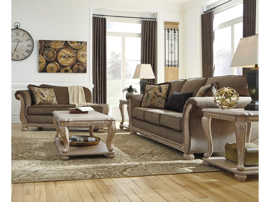 Benchcraft RichburgLiving Room Group