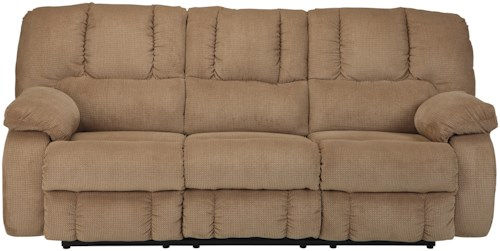 Benchcraft Roan Contemporary Reclining Sofa