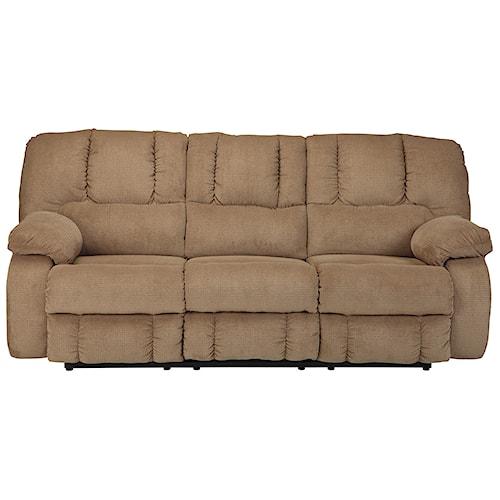 Benchcraft Roan Contemporary Reclining Sofa