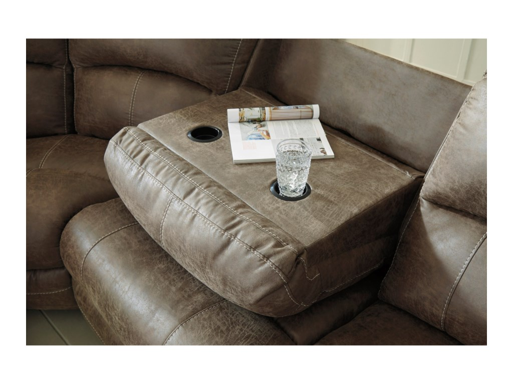 Benchcraft Segburg4-Piece Power Reclining Sectional