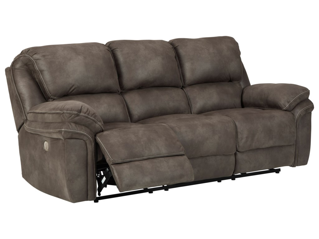 Benchcraft by Ashley TrementonReclining Power Sofa