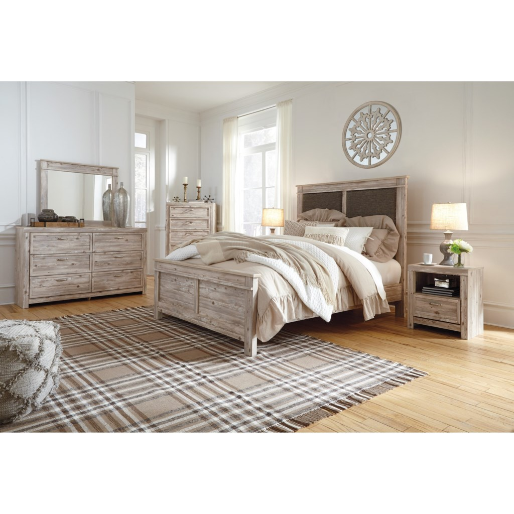 Benchcraft Willabry Queen Bedroom Group Houston S Yuma Furniture
