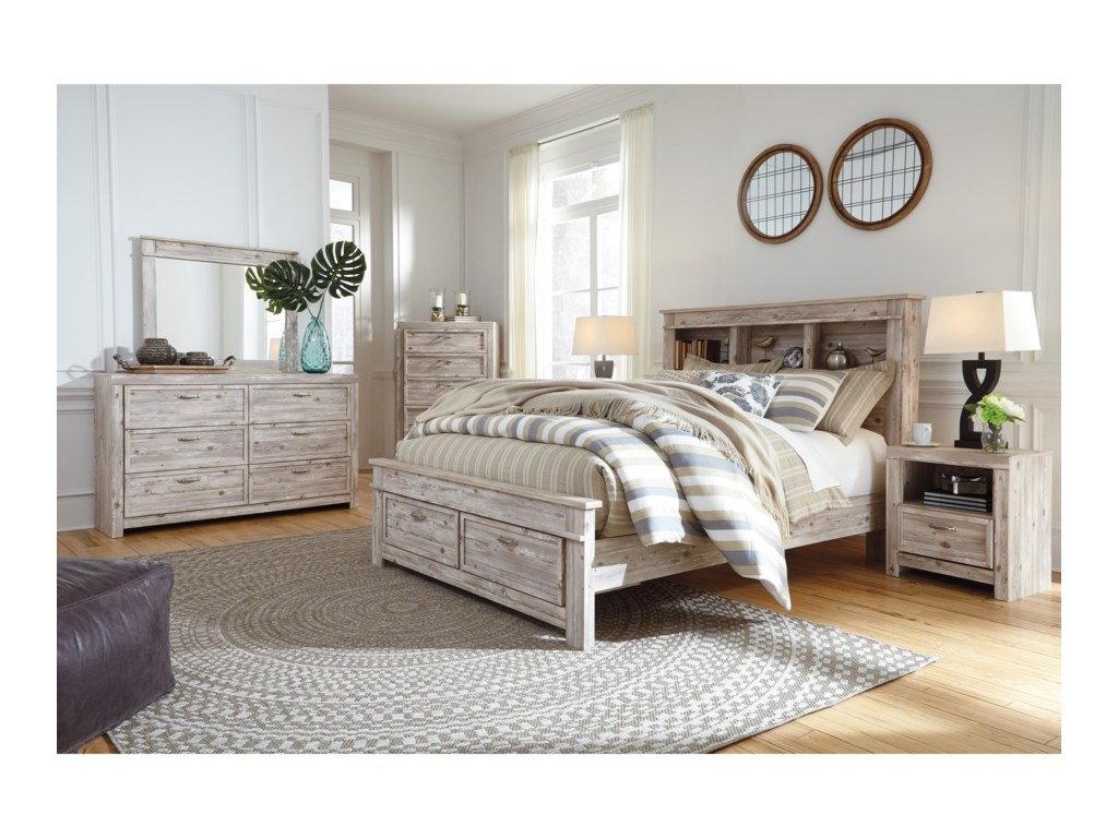 Signature Design By Ashley WillabryQueen Bedroom Group