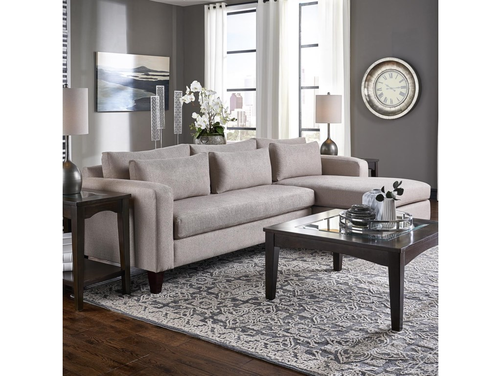 Belfort Essentials ParkerSofa Chaise