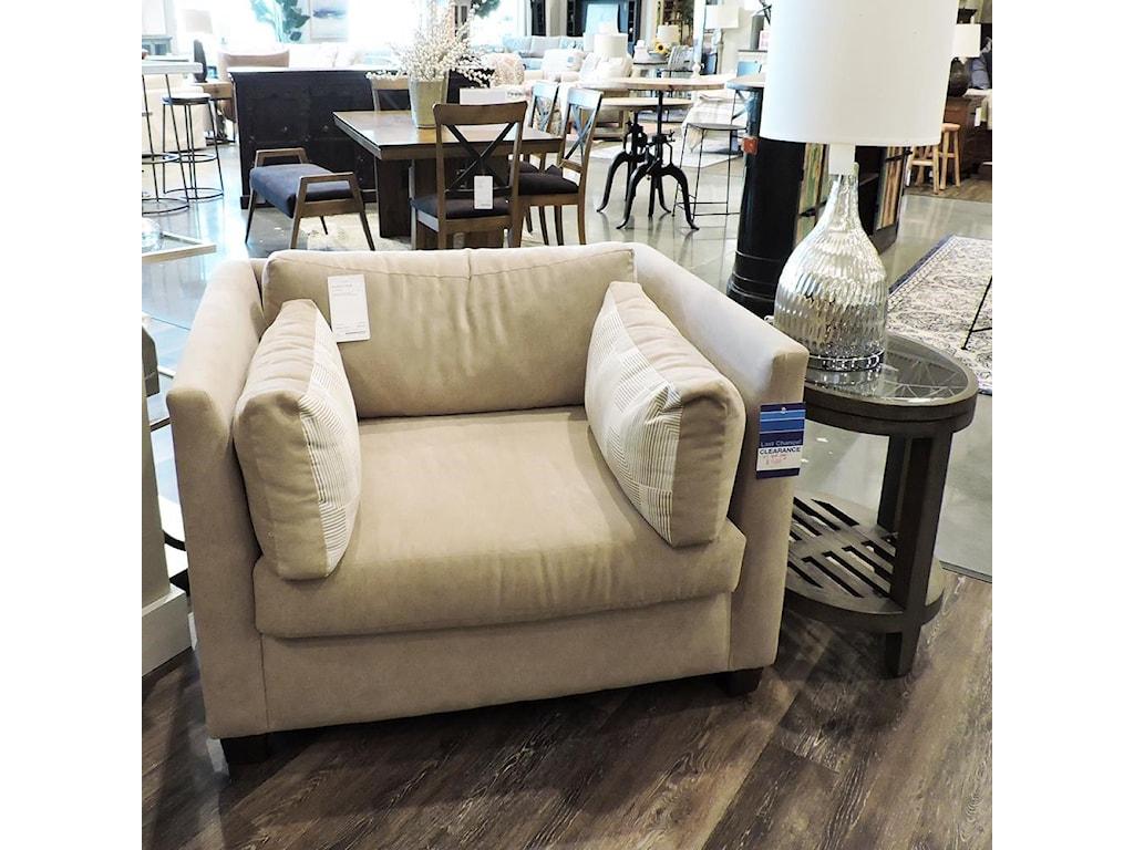 Belfort Essentials ClearanceMaxwell Chair