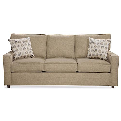 Belfort Essentials Eliot Transitional Queen Sleeper Sofa