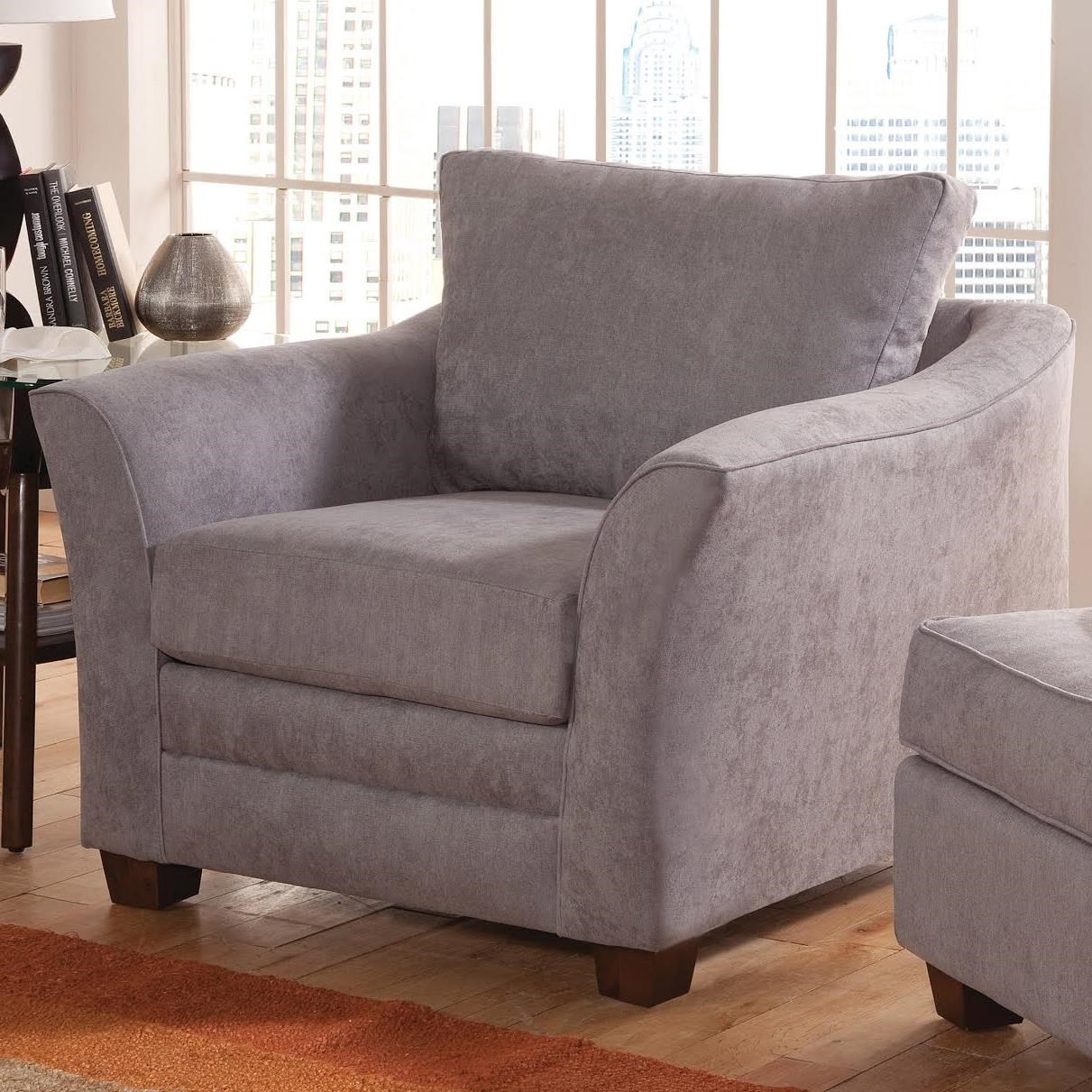 Belfort Essentials Hatfield Casual Chair | Belfort Furniture | Upholstered  Chairs