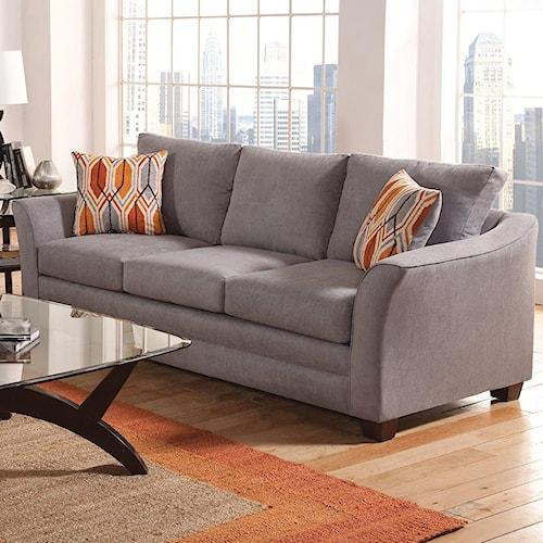 Belfort Essentials Hatfield Casual Sofa