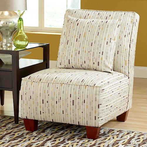 Belfort Essentials Judson Upholstered Armless Chair