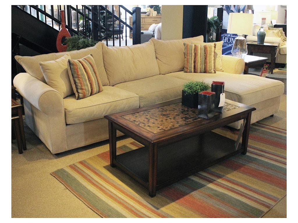 belfort essentials monticello upholstered sofa sectional belfort