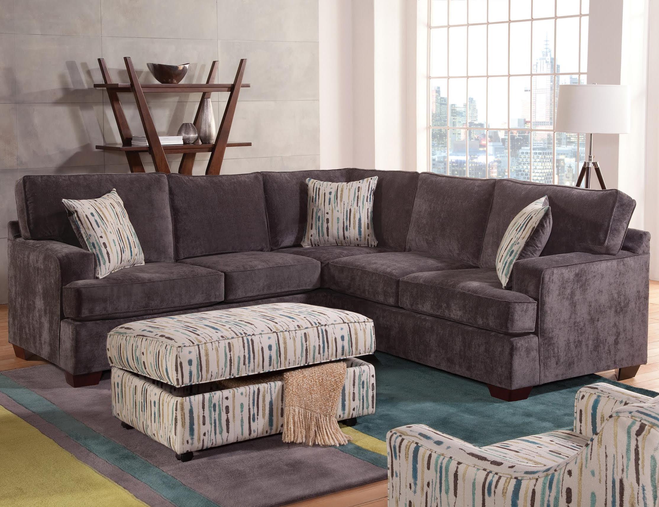 Belfort Essentials RosslynSectional Sofa