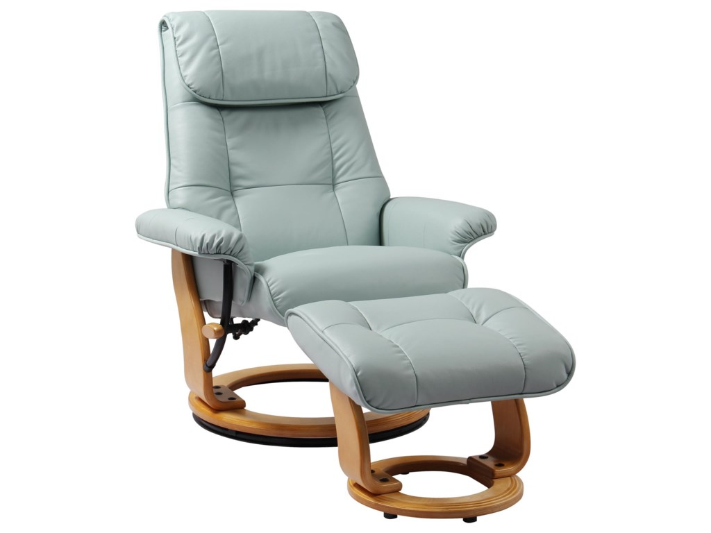 finest selection 170c8 498de 7112J Blue Stressless Chair/ otto by Benchmaster at Furniture Fair - North  Carolina