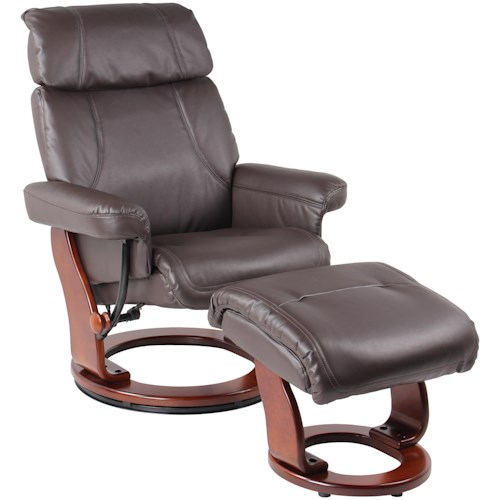 Benchmaster Bella Casual Bella Lounger with Adjustable Headrest