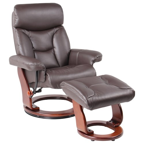 Benchmaster Emmie Casual Emmie Lounger with Pillow Top Arms