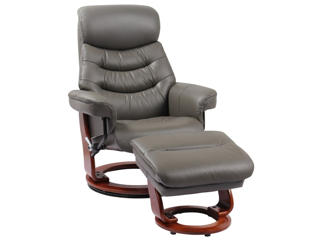 Benchmaster HappyReclining Chair and Ottoman