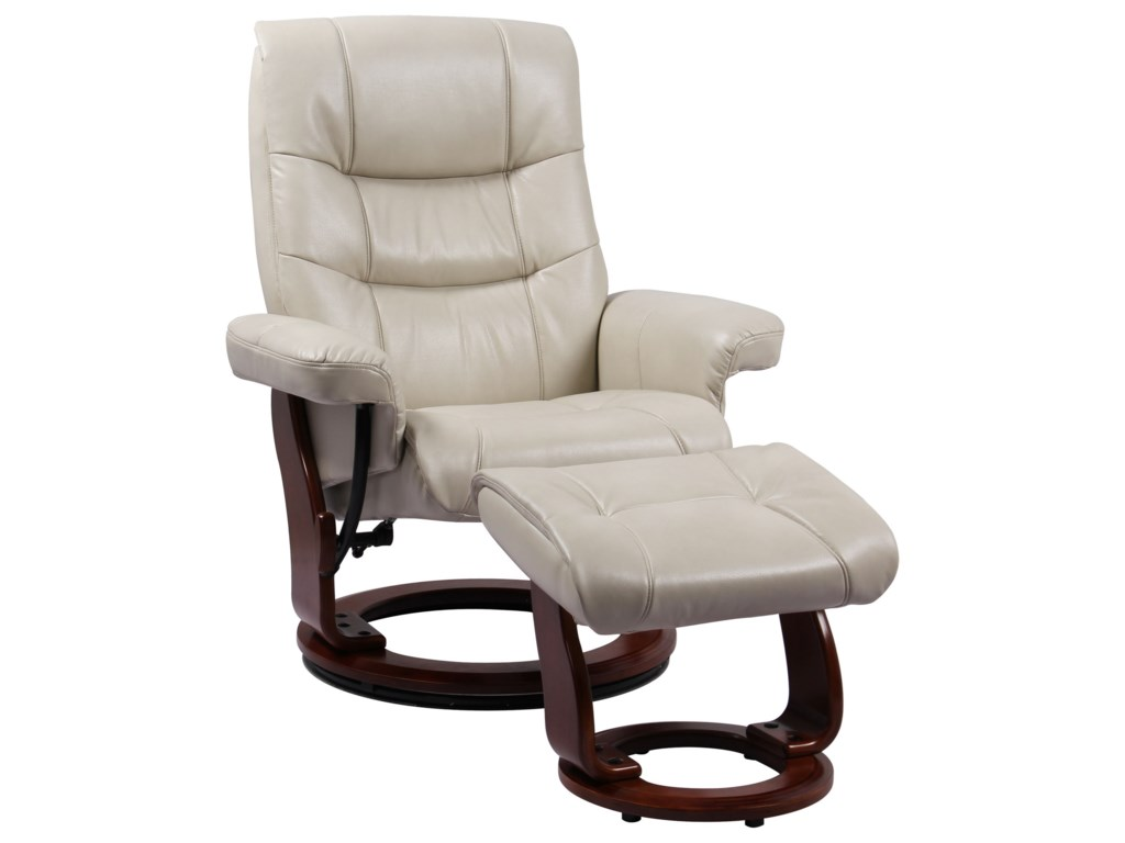 Benchmaster Rosa IIReclining Chair and Ottoman