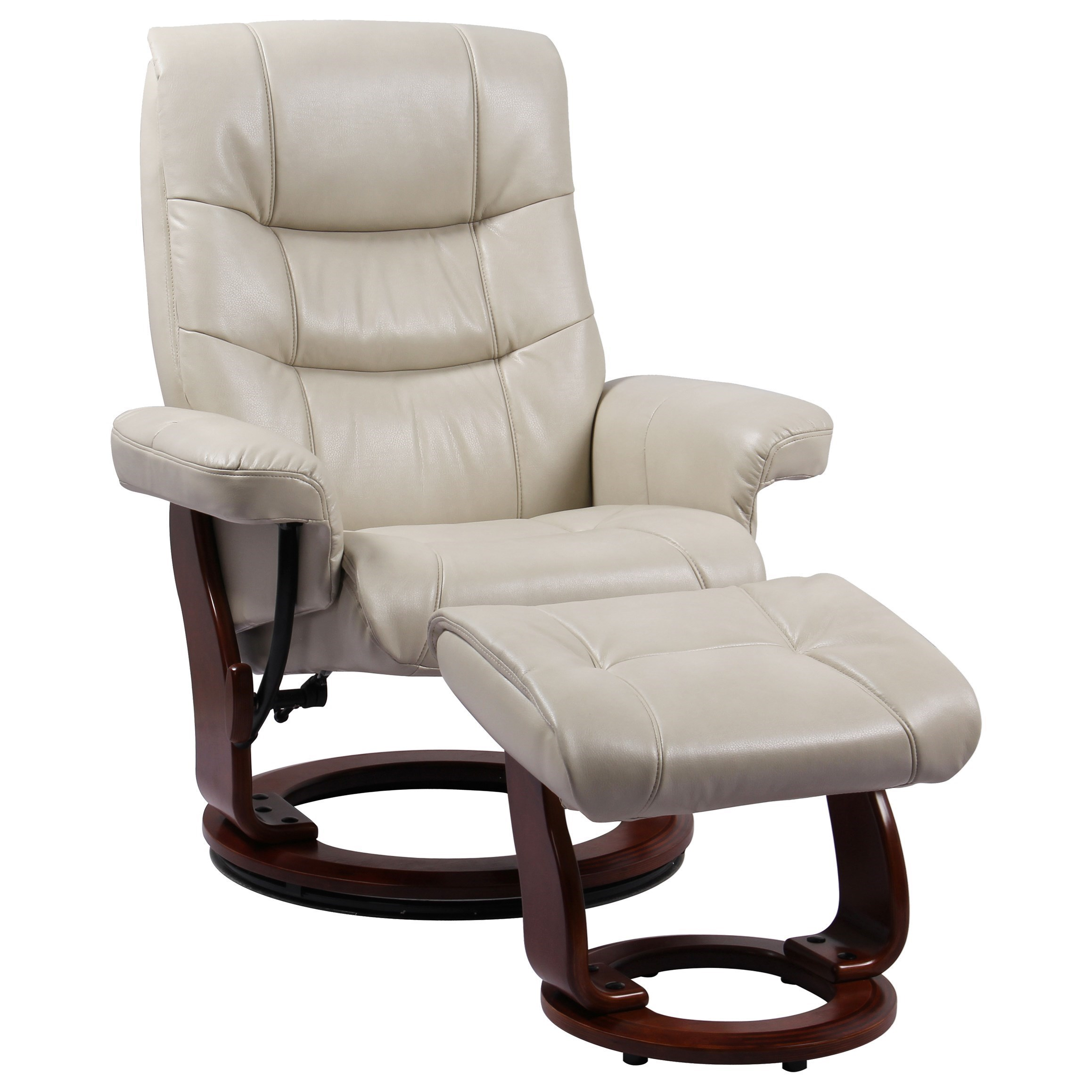 Benchmaster Rosa II Reclining Chair With Ottoman