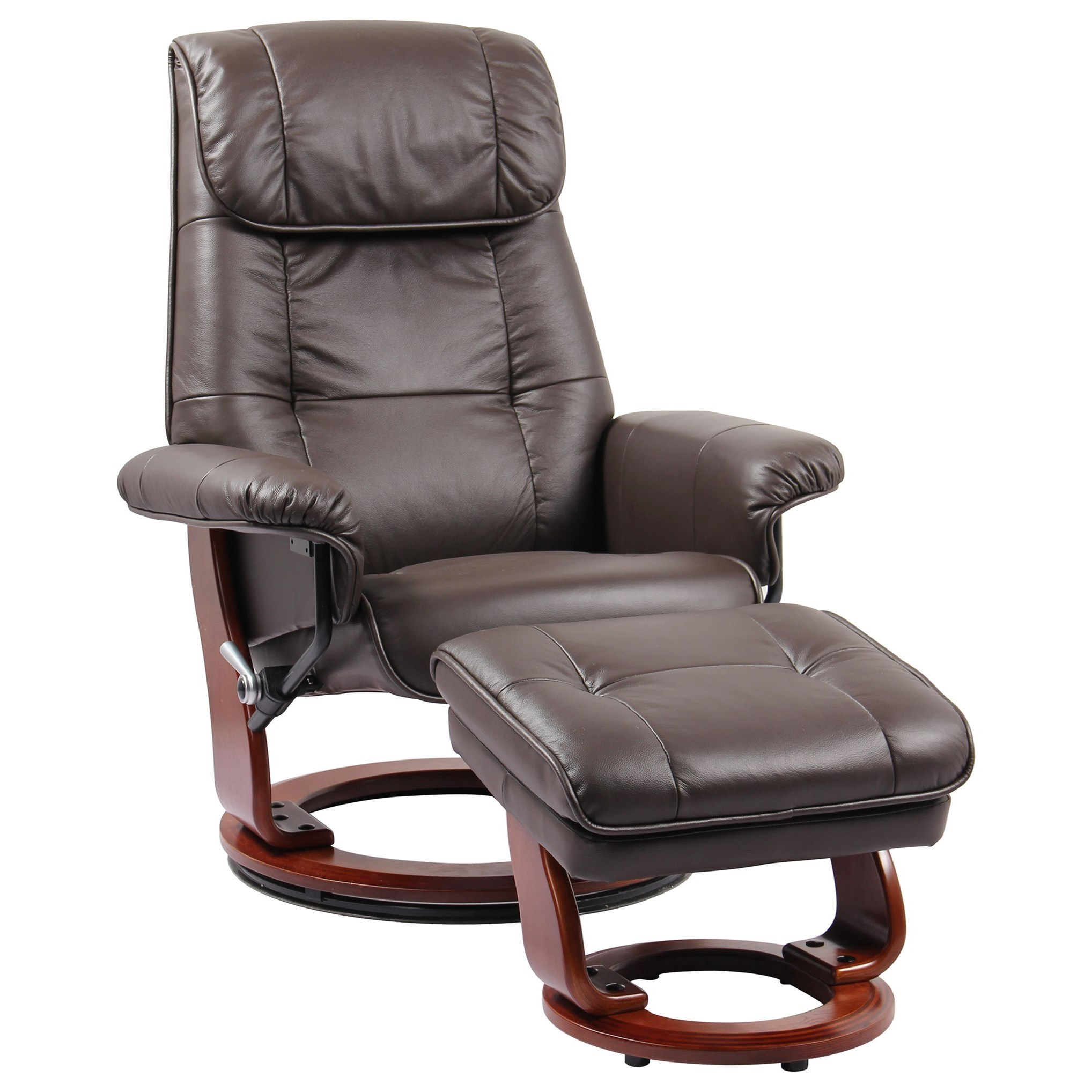 Benchmaster Ventura II Reclining Chair And Ottoman