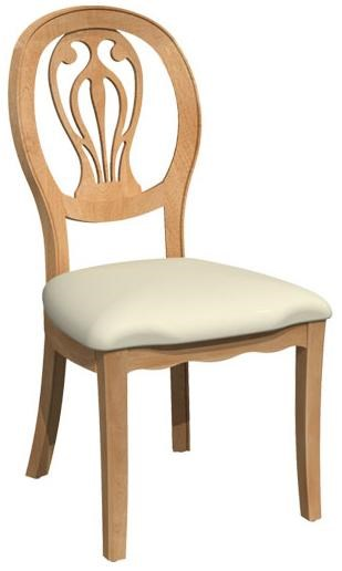 Bermex Bermex   Chairs Dining Side Chair