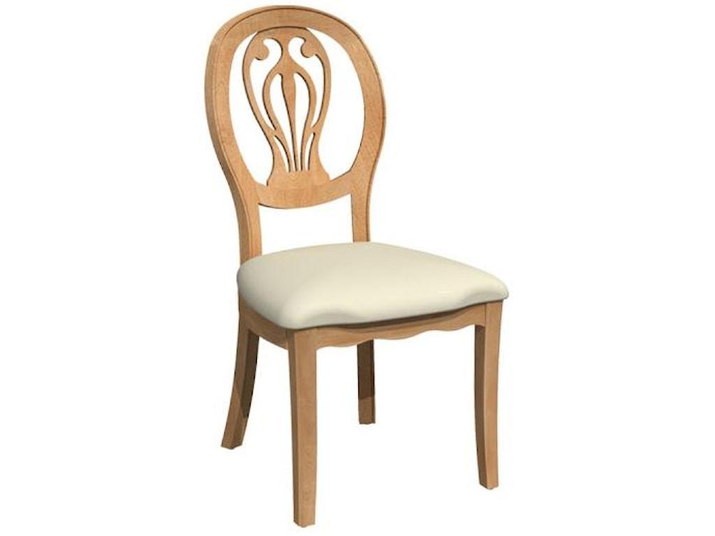 Bermex Bermex - ChairsSide Chair